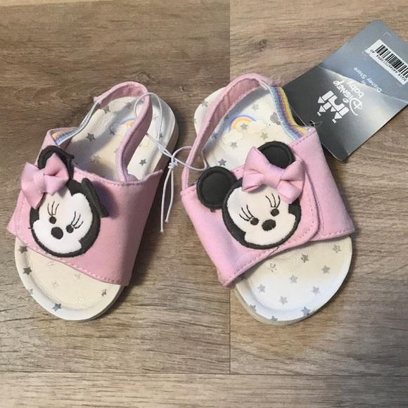 Disney Store Minnie Mouse Sandals 218